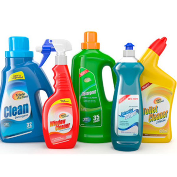 Labels for Household Cleaning Products