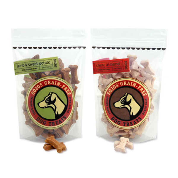 Pet Food & Treat Labels